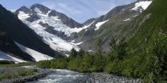 Byron Glacier & Byron Glacier Trail