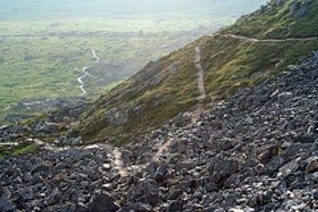 Gold Cord Lake Trail