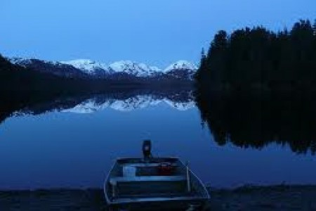 Goulding Lake Trail