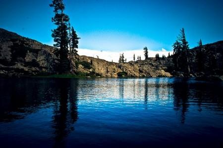 Grewingk Glacier Lake Trail
