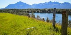 Matanuska Experiment Farm Trailhead
