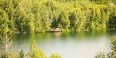 Matanuska Lake Trailhead