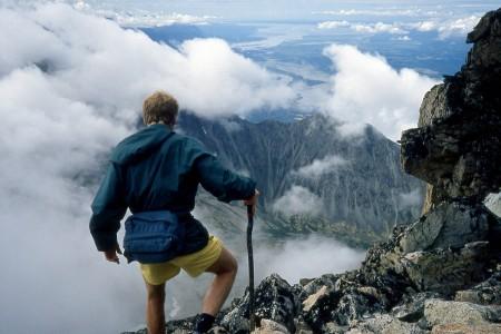 Matanuska Peak Trailhead