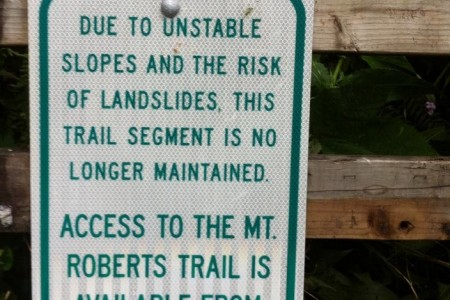 Mount Roberts Trail