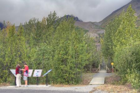 Rock Glacier Trailhead