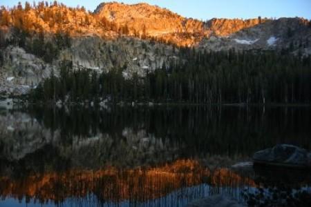 Swede Lake Trail MP 16