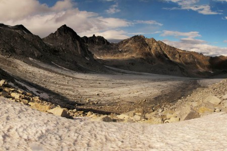 Snowbird Glacier