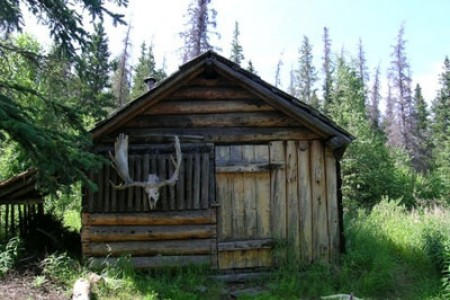 Emma Lake Cabin