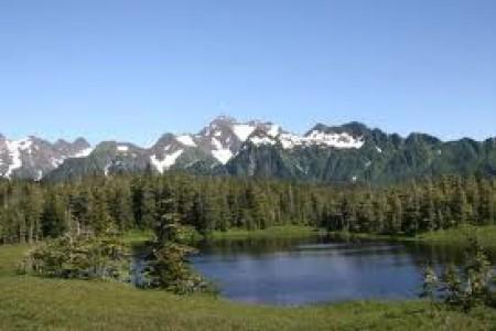 McKinley Lake Cabin