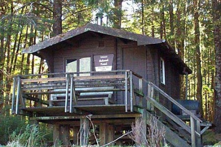 Phocena Bay Cabin