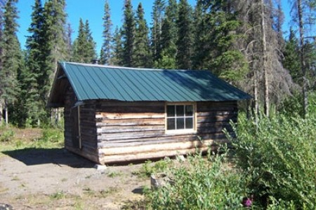 Pipe Creek Cabin