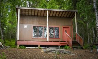 Red shirt lake cabin 3 public use cabins alaska org red shirt 3 front p0tmk1