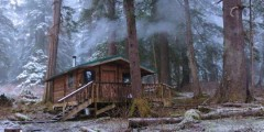 Salmon Lake Cabin - Thorne Bay