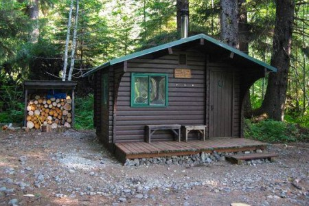 Sitkoh Lake West Cabin