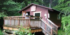 Spurt Cove Cabin