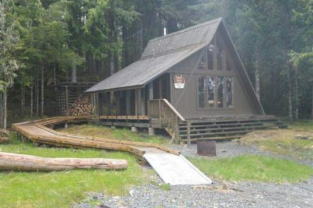 Steamer Bay Cabin