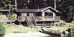 Virginia Lake Cabin