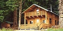 Allan Point Cabin