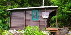 Baranof Lake Cabin