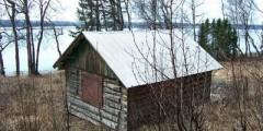 Caribou Island Cabin
