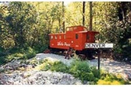 Denver Caboose Cabin