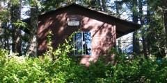Gut Island #1 Cabin