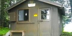 Gut Island #2 Cabin