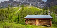 Peavine Cabins 1, 2 & Airstrip