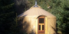 Right Beach Yurt