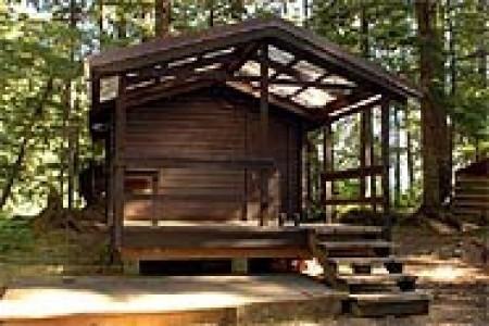 Sarkar Lake Cabin