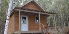 Smith Public Use Cabin