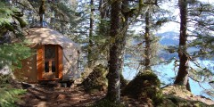 Tutka Bay Yurt #1