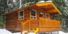 Winstanley Island Cabin