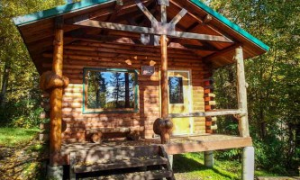 Bald lake cabin public use cabins alaska org bald lake puc photo 1 p0utiz