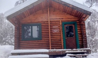James lake cabin public use cabins alaska org james lake puc dnr p0v6mc
