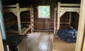 Alsek river cabin alsek11 ozseg2