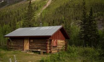 Peavine cabins 1 2 and airstrip 04 muixcb