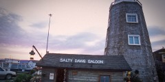 Salty Dawg Saloon and Lighthouse (mi 142)