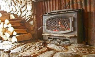 Denali park salmon bake fireplace oi54nu