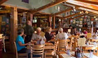 Denali park salmon bake bake interiors 16 oi54o3
