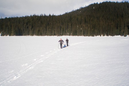 Bear Lake Winter Trail