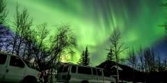 Arctic Circle Aurora Overnight Adventures