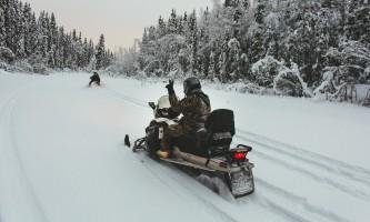 Snowmobiling snowmobile peace oxrmyx