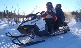 Snowmobiling good ride oxrmzb