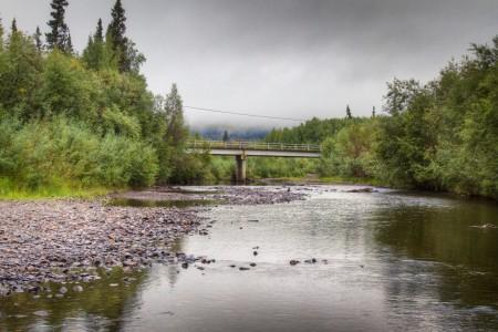 Tolovana River Bridge (mi 75)