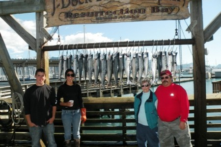 Seward Silver Salmon Derby