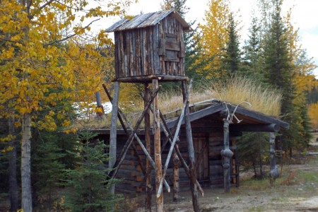 Logging Cabin Creek Wayside