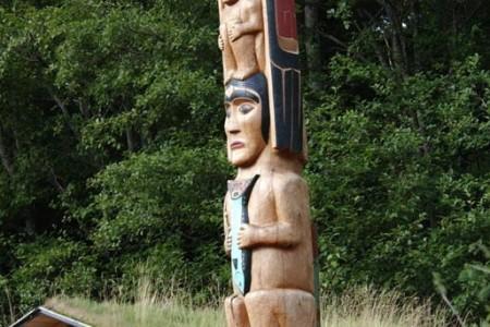 Potlatch Totem Park
