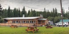 Sourdough Roadhouse (mi 150.6)