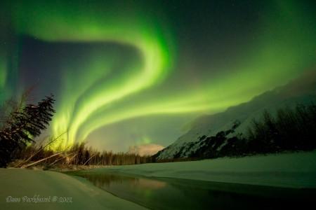 Alaska Naturally Aurora Show